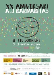 XX Aniversari Centre Obert Barnabitas