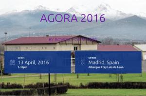 Obertes les inscripcions a l'Àgora 2016 – Color per al teu món!