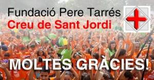 La Fundació Pere Tarrés, distingida amb la Creu de Sant Jordi