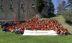 La Federació Catalana de l'Esplai celebra el seu 20è aniversari