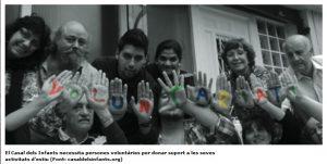 El Casal dels Infants necessita persones voluntàries durant el mes d'agost