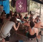 El rodatge sobre l'escoltisme i el guiatge català comença amb els campaments de la FCEG!