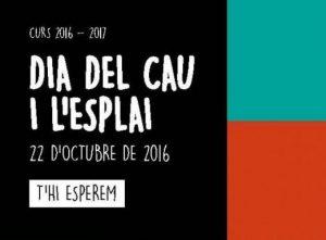 Barcelona celebrarà el Dia del Cau i de l'Esplai el 22 d'octubre