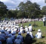 Més de 500 infants i 100 caps acamparan al Maresme en una trobada escolta