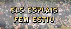 """L'Olivera Rodona guanya el concurs de cartells """"Els esplais fem l'estiu"""