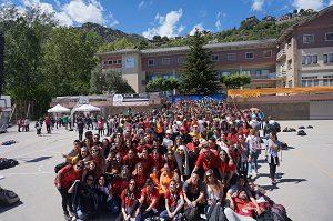 900 monitors del MCECC de la Fundació Pere Tarrés reflexionen a Berga sobre l'autenticitat de formar part d'un esplai
