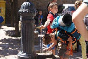 Recuperem 8 consells per combatre la calor als campaments
