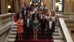 Es presenta l'ANPEC al Parlament de Catalunya