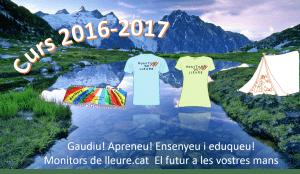 Comença el curs 2016-2017