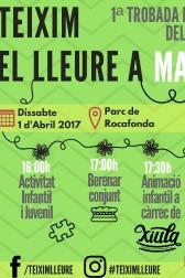 La 1a trobada d'entitats de lleure de Mataró donarà a conèixer dotze entitats entre esplais i agrupaments escoltes