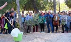 Acte en record de Maria Teresa Recasens, pionera de l'Escoltisme a Tarragona