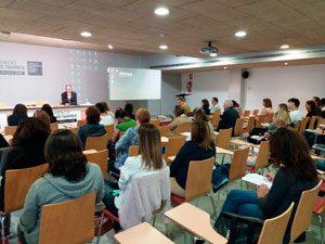"""Francesc Torralba: """"Els educadors no volem decidir el projecte vital de l'altre sinó acompanyar-lo en el seu procés"""""""
