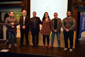 Reconeixement del conseller Bargalló a l'aportació de les colònies en l'educació
