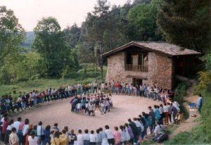 Monogràfic 125 anys de colònies de vacances a Catalunya