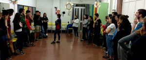 Comença el debat de la Trobada de monitores del Sector Barcelona!
