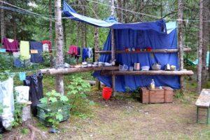 Uns campaments sostenibles