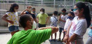 La Fundació Pere Tarrés ha incrementat el percentatge d'infants que han rebut una beca per fer colònies i casals d'estiu