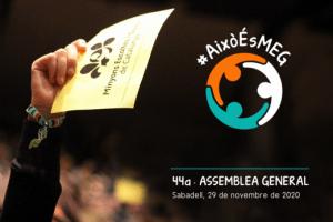 """""""#AixòÉsMEG"""": 29 de novembre, Assemblea General Ordinària a Sabadell"""